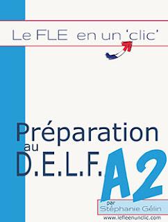 DELF A2, ebook, FLE, le fle en un clic