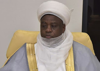 Alhaji Sa'ad Abubakar lll,  Chastised The Muslim Clerics Urging Them To Desist From Misleading The Muslim Community On Coronavirus