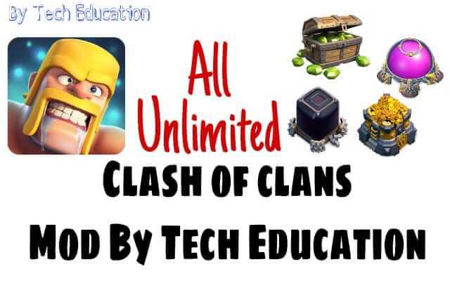 COC mod apk 2018 | Clash of clans mod apk |