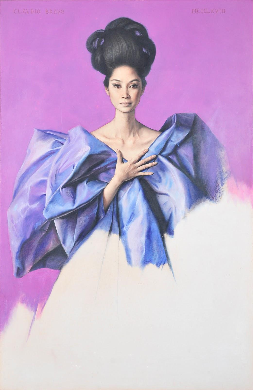 Claudio  ravo Camus Portrait of Imelda Cojuangco