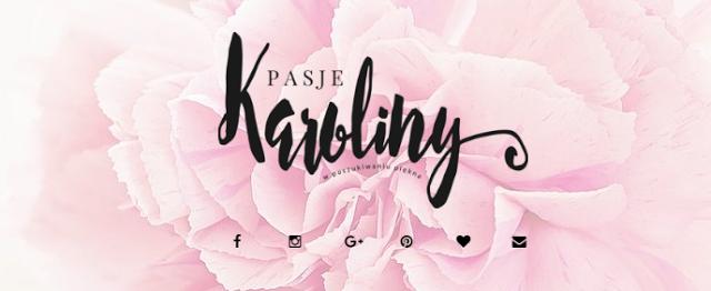pasjekaroliny.pl3 ciekawe, profesjonalne i uczące blogi, które musisz poznać!