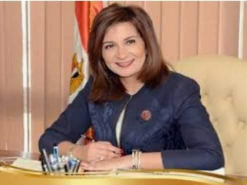 وزيرة الهجرة لم نطلب من الكويت توضيحا بشأن منع رحلات الطيران من مصر