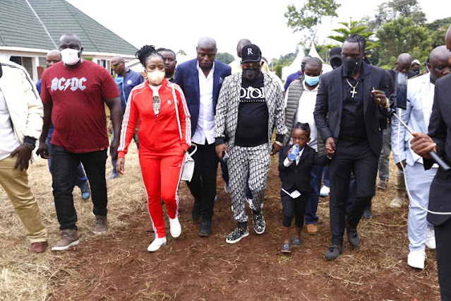 Mike Sonko in Kisumu