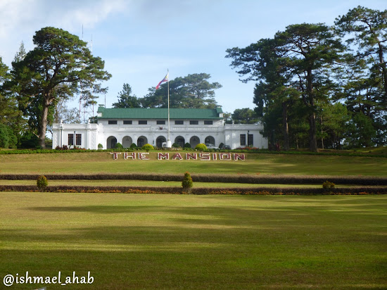 The Mansion House of Baguio City