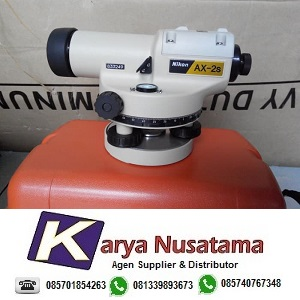 Jual Waterpassnikon AP-8 Automatic Level Tripod+Rambu Ukur di Tanggerang