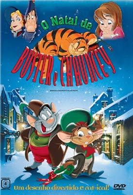 O Natal de Buster e Chauncey Tetra Áudio 1998 - DVD-RIP 480p