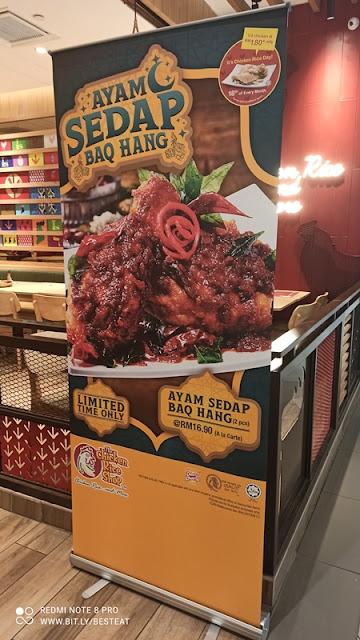 TCRS - Ayam Sedap Baq Hang Ramadan 2021 Promotion Banner