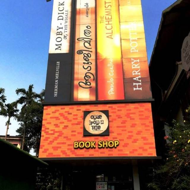 bookstores to visit