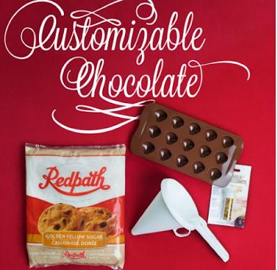 Redpath Customizable Chocolate Contest