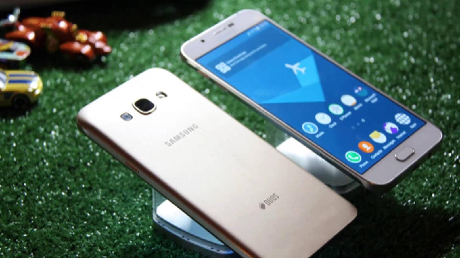 Samsung Galaxy A8 Versei 2016