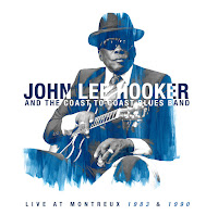 John Lee Hooker's Live At Montreux 1983 & 1990