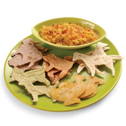 Animal Chips Recipe