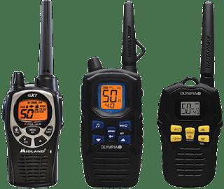 Amazon Portable FRS Two-Way Radios