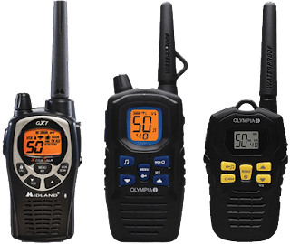 Samsung Portable FRS Two-Way Radios