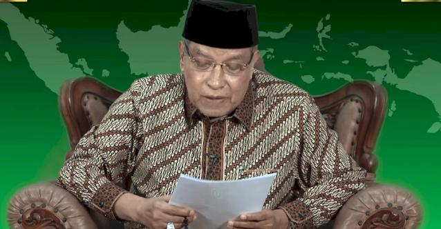 Said Aqil Singgung Politikus Tak Kampanye Bisa Jadi Anggota DPR
