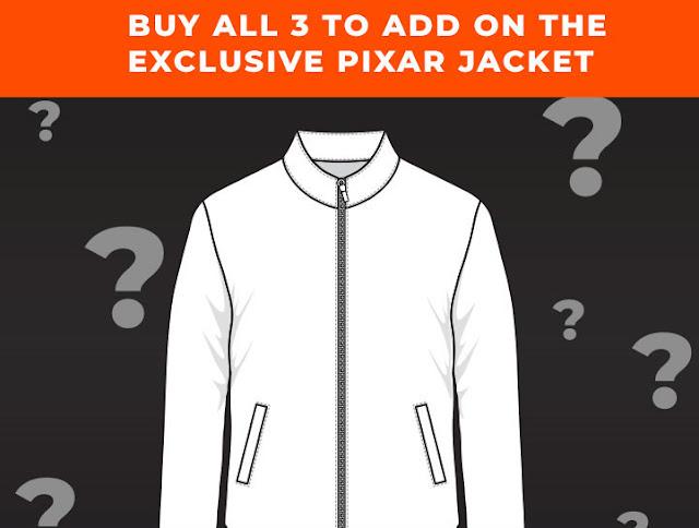 Pixar Loot Crate Jacket