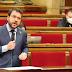 """Aragonès sobre el pacto de ERC y el Ejecutivo por la alarma: """"No es un acuerdo entre gobiernos"""""""