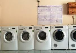 máy giặt dân dụng