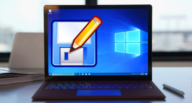 Windows'da  Farklı Kaydet De İstediğin Uzantıyı Kullan