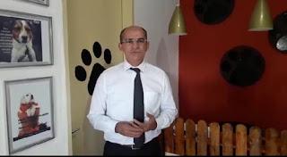Dr. Teotônio visita clínica veterinária na cidade de Solânea confira