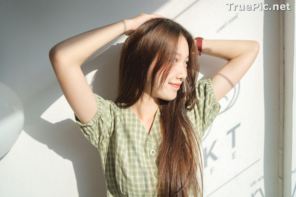 Image Thailand Cute Model - Pimpisa Kitiwinit - Milk Tea Girl - TruePic.net - Picture-6