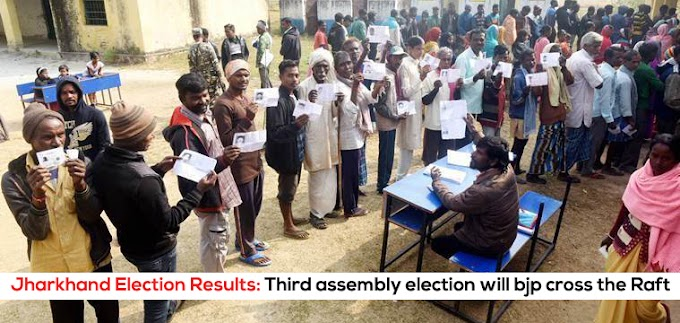 Jharkhand Election Results: Third assembly election