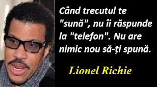 Citatul zilei: 20 iunie - Lionel Richie