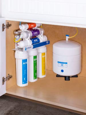 how to install a water filtration system
