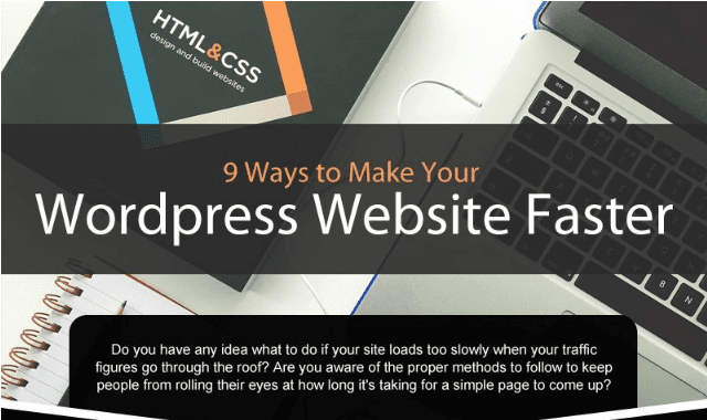 9 Ways to Make your WordPress Website Faster