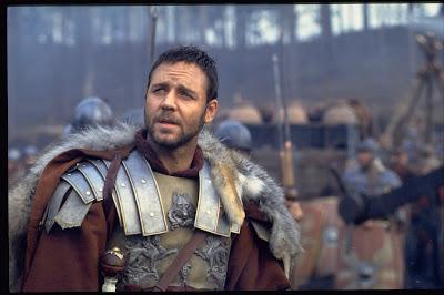 Cena do filme Gladiador (Divulgação: Studio Universal)