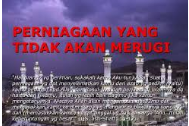 Informasi Al-Qur'an Tentang Perniagaan Yang Menguntungkan Dunia Akhirat.