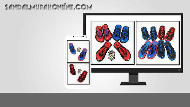 Sandal Anak Tanggung Terlaris - Sandal Jepit ABBE Ferzi TG
