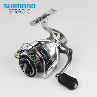 Review Reel Shimano Stradic FK