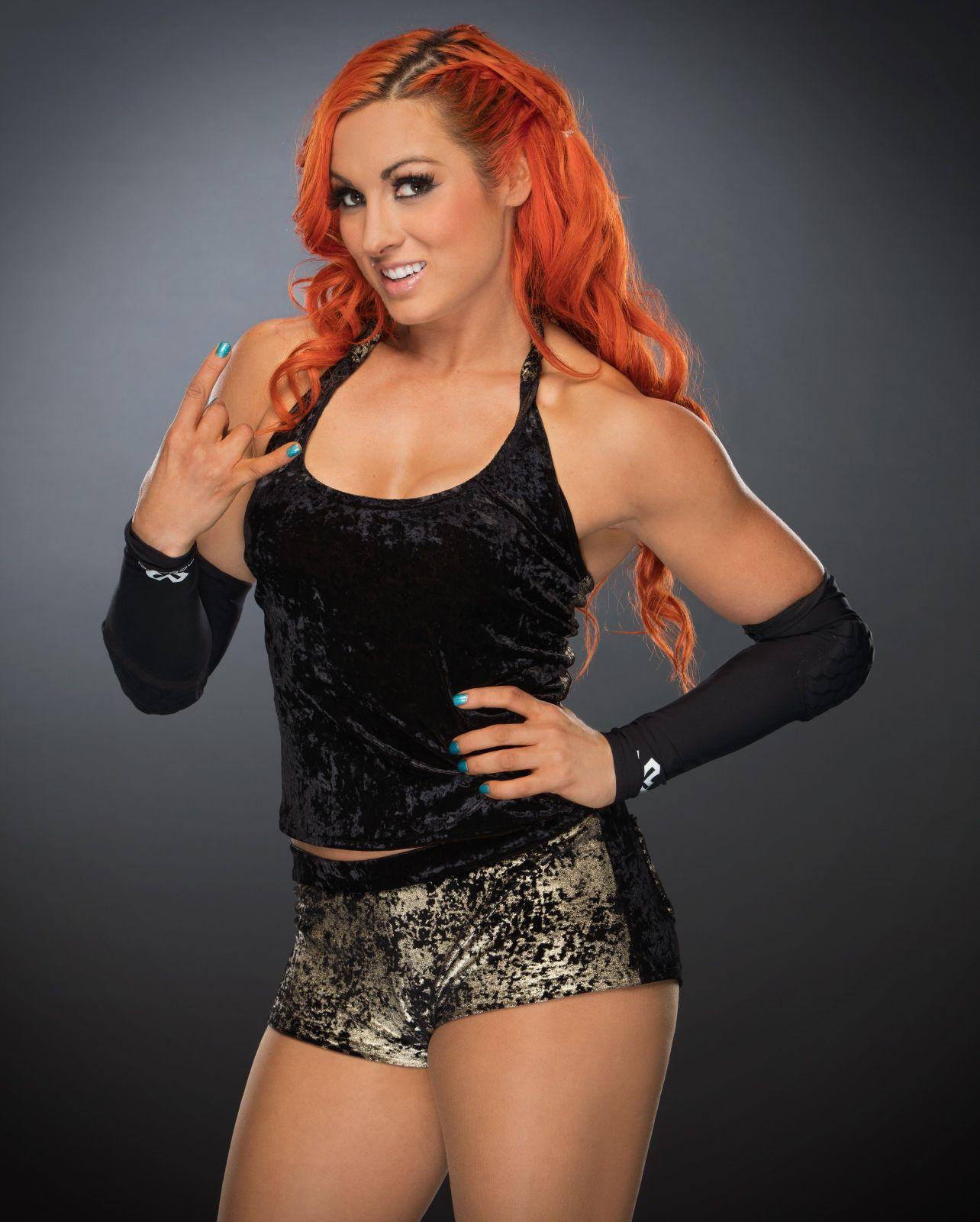 Becky lynch hot