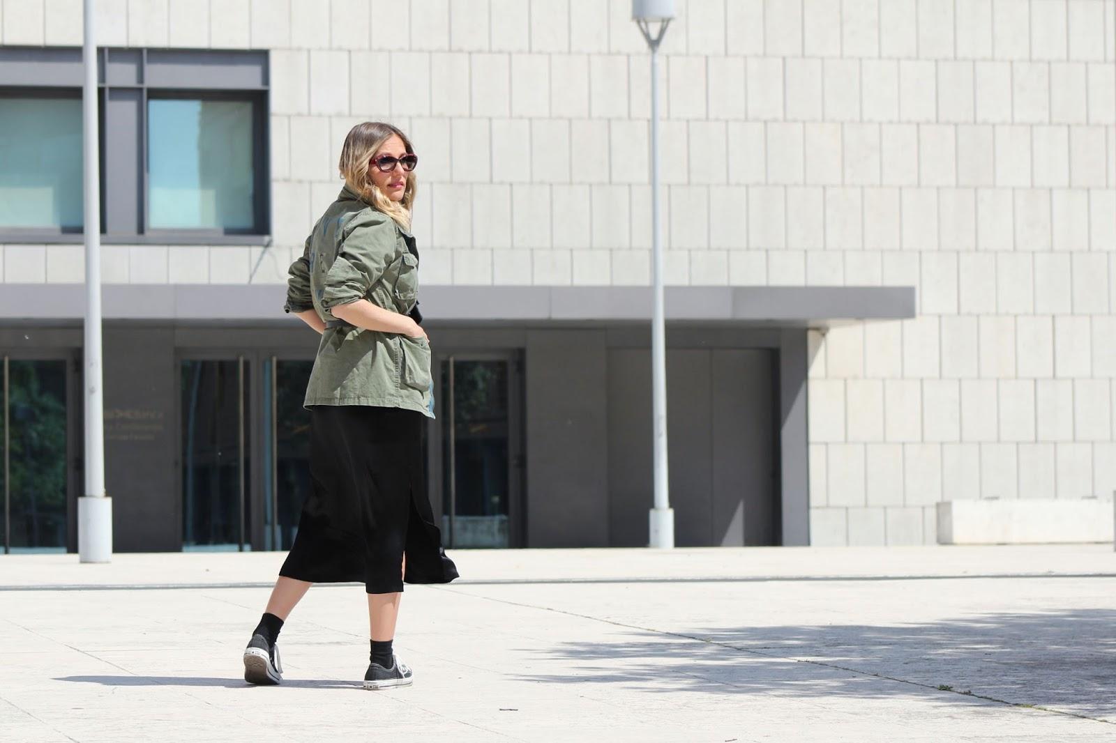 Come indossare un abito sottoveste - consigli outfit