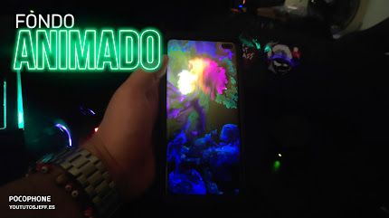 El Mejor FONDO ANIMADO Para tu Android