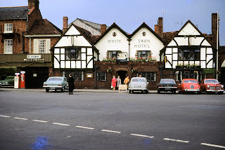 F Guyver & Sons Ltd + White Swan Hotel 1968