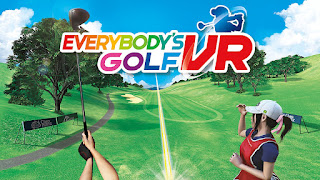 Everybodys Golf VR PS4 free download full version