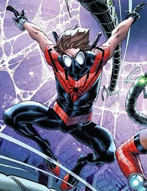 Versión joven de Spiderman