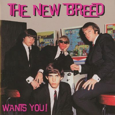 The New Breed - Wants You (1965-1968)