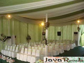 Sewa Tenda Dekorasi VIP - Penyewaan Tenda Dekorasi VIP Pernikahan