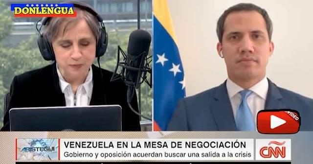 Juan Guaidó ahora piensa que un Referendum Revocatorio serviría para sacar a Maduro