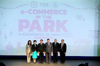 """ETDA"" เปิดงาน Thailand e-Commerce Week 2019 ชู ""Young talent Platform"" เพื่อต่อยอดสู่ e-Commerce Park"