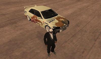 Mod Toyota Altezza