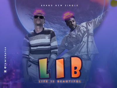 DOWNLOAD MP3: Leke Lee – Life Is Beautiful Ft. Davolee