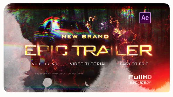 Epic Trailer 3 in 1[Videohive][After Effects][28512056]