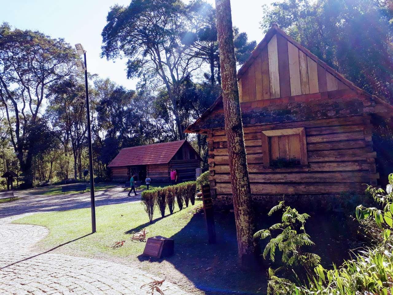 Bosque do Papa João Paulo II e Memorial da Imigração Polonesa de Curitiba