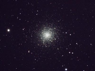 M13, cúmul globular a Hércules - 29/07/2021