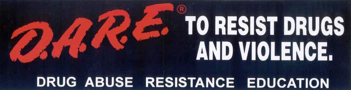Drug Abuse Resistance Education (D.A.R.E.)