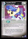 My Little Pony Sapphire Shores, Costume Changer Canterlot Nights CCG Card